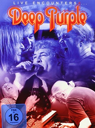 Deep Purple Live Encounters Import Gbr 2 CD Ntsc (0)