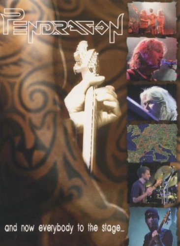 Pendragon Now Everybody To The Stage Lmtd Ed. Incl. CD