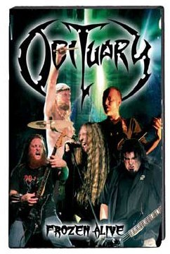 Obituary Frozen Alive Lmtd Ed. Incl. CD