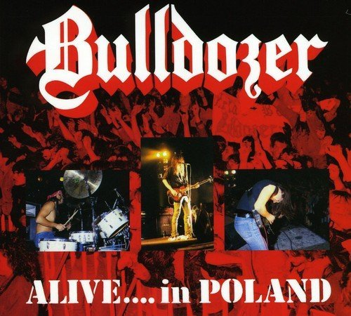 Bulldozer Alive In Poland