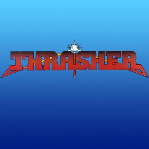 Thrasher Burning At The Speed Of Light