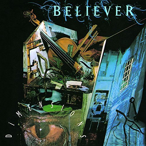 Believer Dimensions Digipak