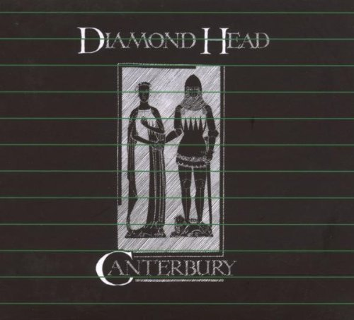 Diamond Head Canterbury Digipak
