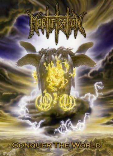 Mortification Conquer The World Reissue Incl. Bonus Tracks