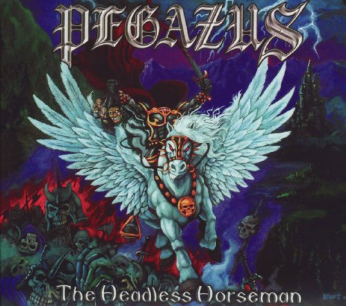 Pegazus Headless Horseman Remastered Incl. Bonus Tracks