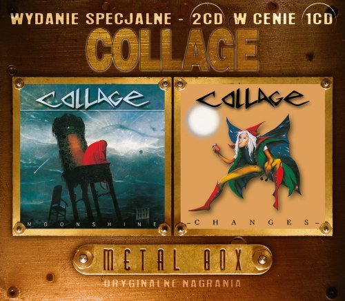 Collage Moonshine Changes 2 CD Set