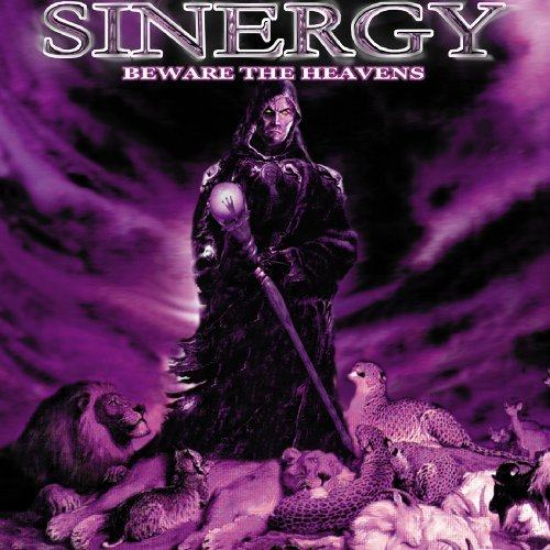 Sinergy Beware The Heavens 2 CD