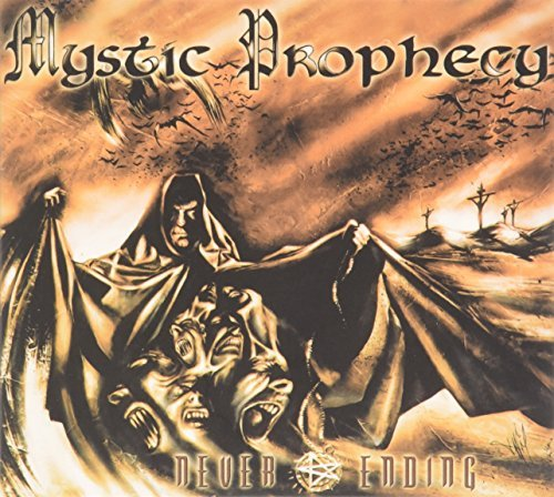 Mystic Prophecy Never Ending 2 CD