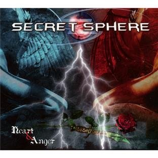 Secret Sphere Heart & Anger