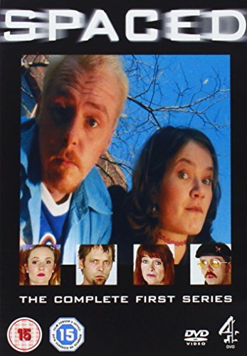 Spaced Series 1 Non Usa Format Pal Region 2