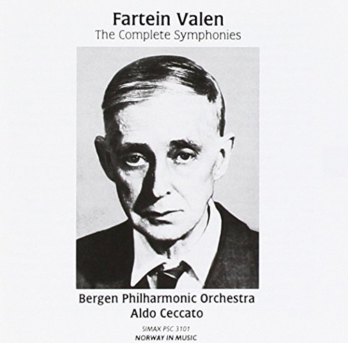 F. Valen Music In Norway Bergen Philharmonic Orchestra