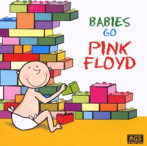 Sweet Little Band Babies Go Pink Floyd Import Arg