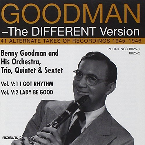 Benny Goodman Vol. 5 Different Version 1945