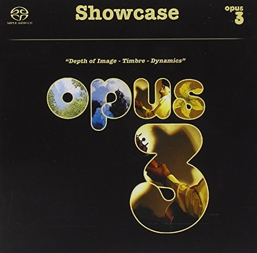 Showcase Opus 3 Showcase Opus 3 Sacd