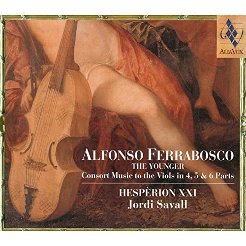 A. Ferrabosco Consort Music To The Viols In Savall*jordi (va) Hesperion Xxi