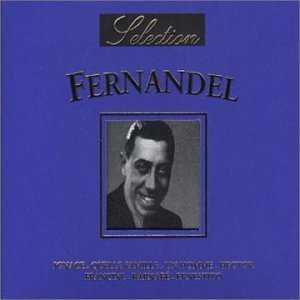 Fernandel Selection Import 2 CD Set