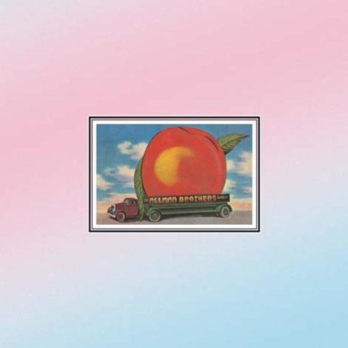 Allman Brothers Band Eat A Peach Lp