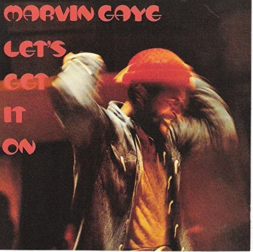 Marvin Gaye Let's Get It On Lp
