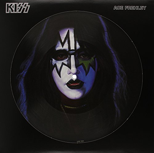 Kiss Ace Frehley Picture Disc