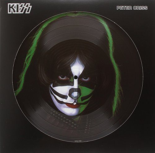 Kiss Peter Criss Picture Disc