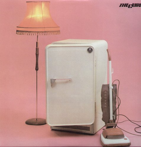 Cure Three Imaginary Boys 180gm Vinyl