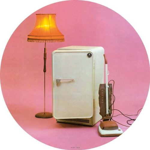 Cure Three Imaginary Boys Lp