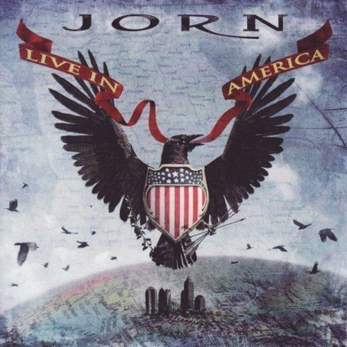 Jorn Live In America Import Arg 2 CD