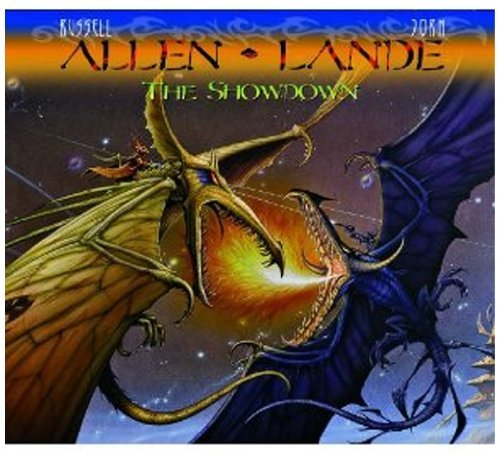 Russell & Jorn Lande Allen Showdown