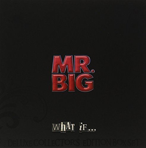 Mr. Big What If... Collectors Ed. 2 CD Incl. DVD