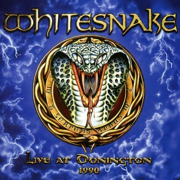 Whitesnake Live At Donington (2cd) 2 CD