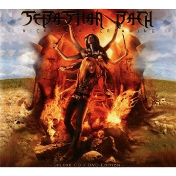 Sebastian Bach Kicking & Screaming Deluxe Edi Incl. DVD