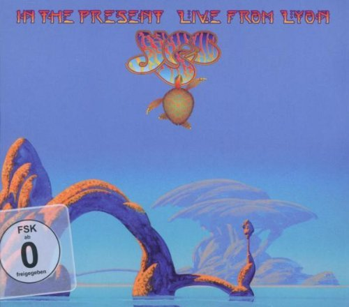 Yes In The Present Live From 2 CD Incl. DVD