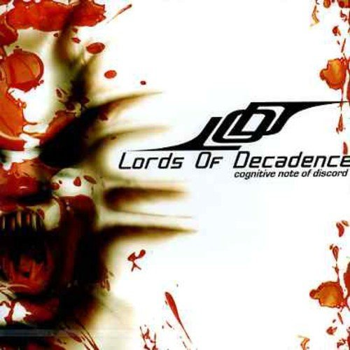 Lords Of Decadence Cognitive Note Of Discord Import