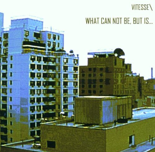 Vitesse What Can Not Be But Is Digipak