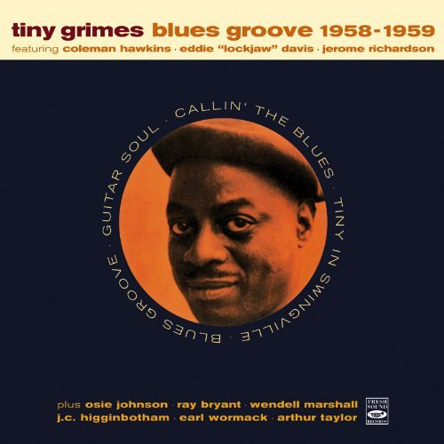 Tiny Grimes Blues Groove Guitar Soul Calli 2 CD