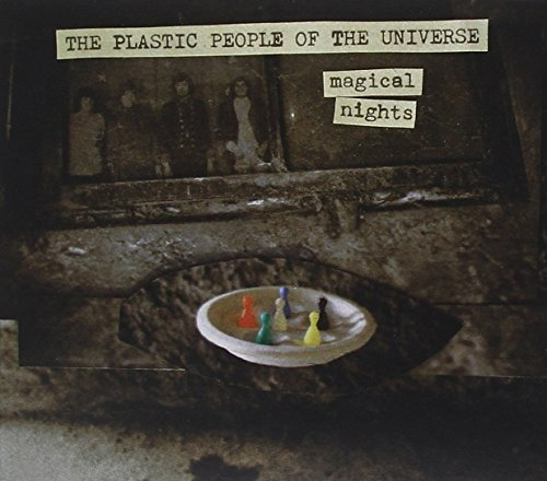 Plastic People Of The Universe Magical Nights 2 CD