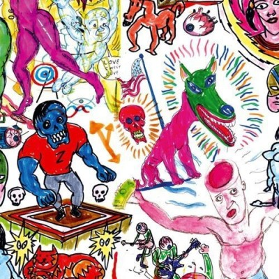 Daniel Johnston Story Of An Artist 6 Lp