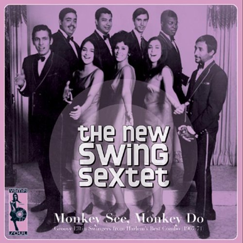 New Swing Sextet Monkey See Monkey Do