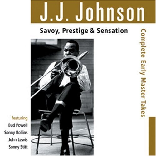 Johnson J.J. Savoy & Prestige Recordings Import Esp