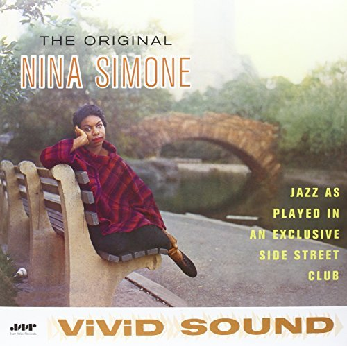 Simone Nina Little Girl Blue Import Esp 180gm Vinyl