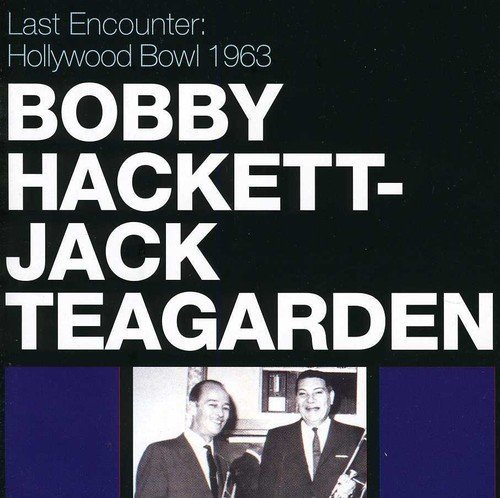 Hackett Teagarden Last Encounter Hollywood Bowl Import Esp