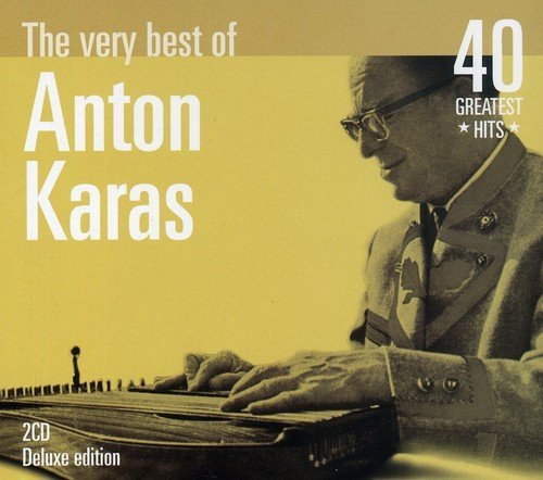 Karas Anton Very Best Of Anton Karas Import Esp 2 CD