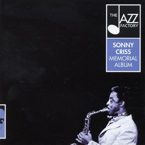 Sonny Criss Memorial Album Import Esp
