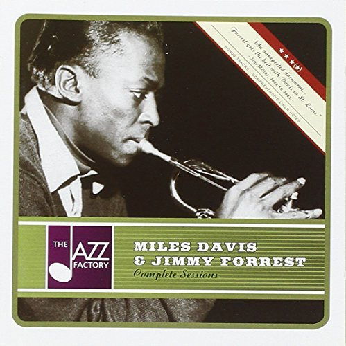 Miles Forrest Complete Sessions Import Esp