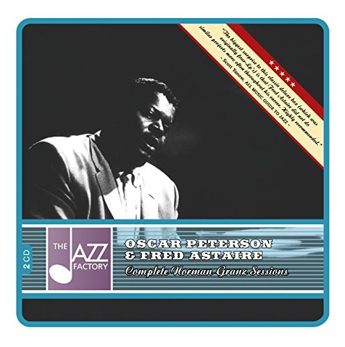 Peterson Astaire Complete Norman Granz Sessions Import Esp 2 CD
