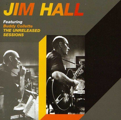 Jim Hall Unreleased Sessions Import Esp 2 On 1 Incl. Bonus Tracks