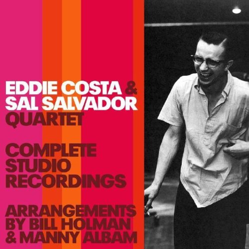 Eddie & Sal Salvador Qua Costa Complete Studio Recordings Import Esp 2 CD Set 4.5 On 2 Bonus Tracks