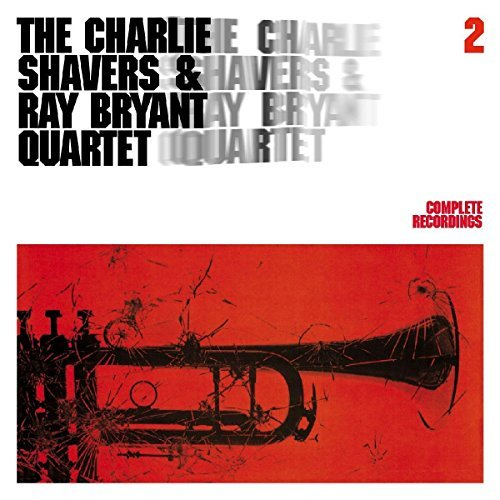 Charlie & Ray Bryant Q Shavers Vol. 2 Complete Recordings Import Esp 3 On 1