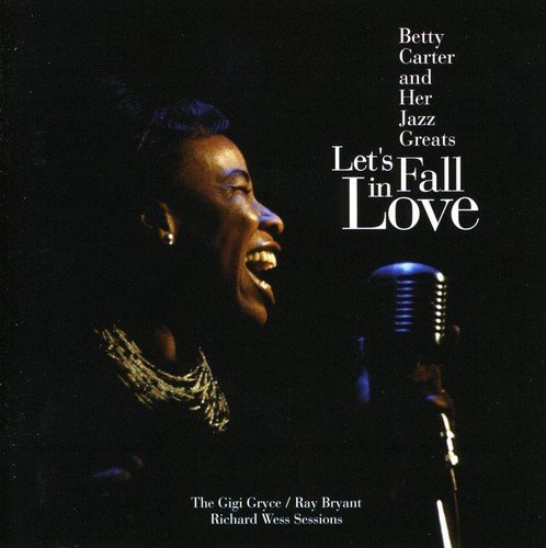 Carter Betty & Her Jazz Greats Let's Fall In Love Import Esp 2 On 1