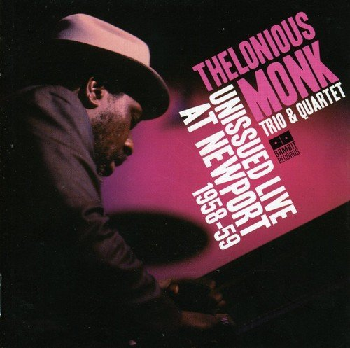 Thelonious Monk Unissued Live At Newport 1958 Import Esp